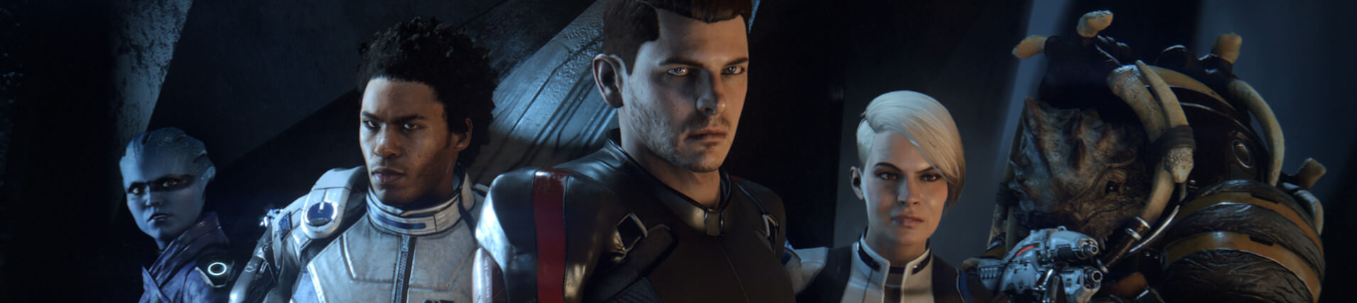 Mass Effect: Andromeda Patch Notes 1.08 (6/6/17)