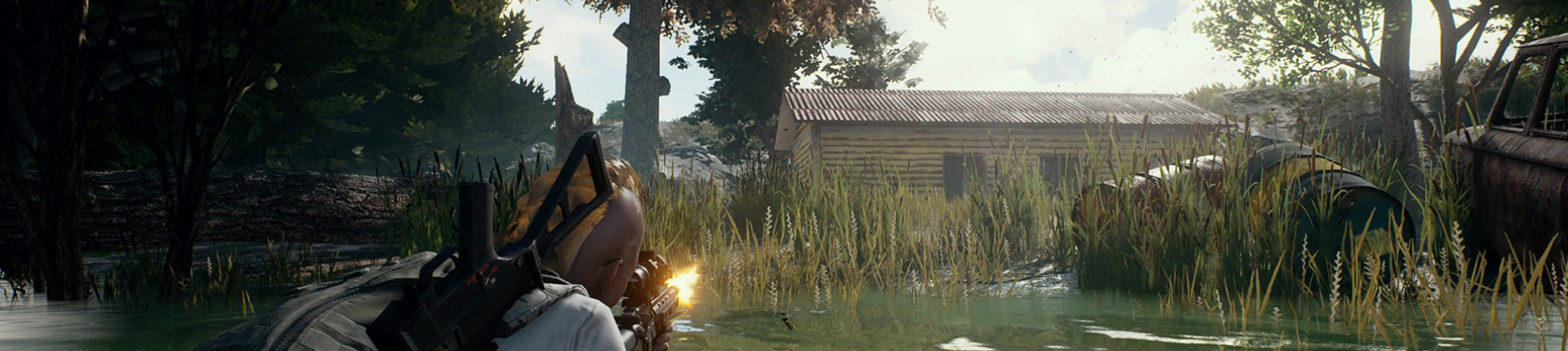 PLAYERUNKNOWN'S BATTLEGROUNDS (Test Server) Patch Notes (8/1/17)